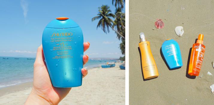 shiseido sun protection mlijeko za suncanje