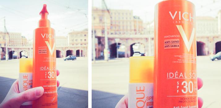 vichy ideal soleil capital mlijeko za suncanje