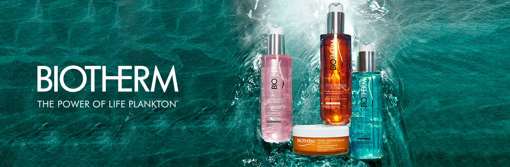 biotherm cleansers