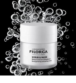 Čišćenje lica i maske Filorga