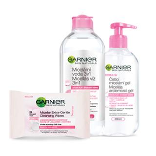 Garnier Uklanjanje šminke i čišćenje lica