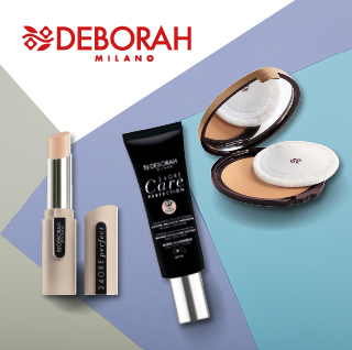 Make-up i puder Deborah Milano